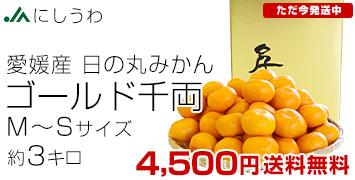 日の丸ゴールド 3キロ